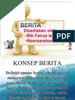 CIRI-CIRI BERITA