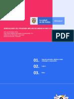 Generalidades PAI- Normatividad