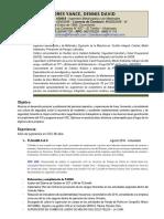 CV JEFE HSE David Flores-1