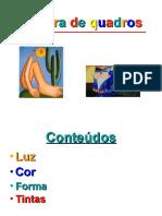 PINTURA DE QUADROS