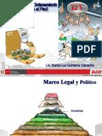 MARCO LEGAL  DE LA ZEE Y EL OT. ppt