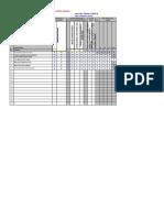 Modelo de Registro Auxiliar Inicial - IV Unidad