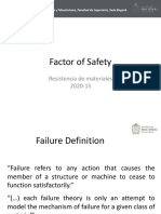 Lecture_Factor of safety