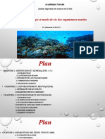 Cours Candidateur Biologie Marine