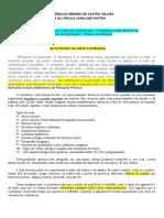 AULA DE LITERATURA HOJE