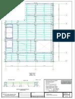 planta de edificio en dos direcciones