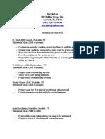 Resume-For St. Mark Word-1