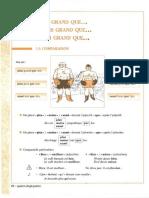 Comparaison Exercices Grammaire Progressive du Francais