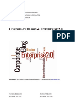 Corporate Blogs & Enterprise 2.0_PS-Arbeit