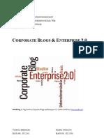 Corporate Blogs & Enterprise 2.0_PS-Arbeit