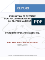 Test Report on Evermax Crf