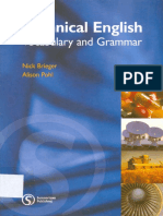 Technical English - Vocabulary and Grammar [EnglishOnlineClub.com]