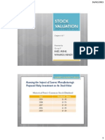 PRESENTASI CH 7-StockValuation