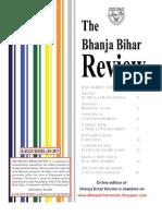 The Bhanja Bihar Review - January 2011