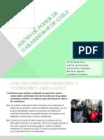 Abuso de poder de Carabineros de Chile ppt