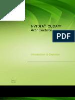 CUDA_Architecture_Overview