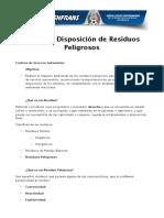 PDF Residuos Peligrosos