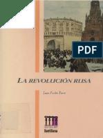 AVILES, FARRE, Juan.la Revolucion Rusa