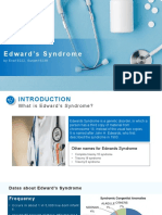 Edward Syndrome final