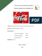 Riesgos Operacionales Empresa Coca-cola