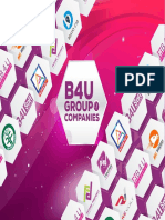 B4U Group of Companies Presentation