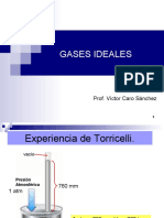 gases ideales y reales 2015-I