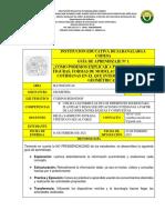 GUIAS DE GEOMETRIA PRIMER PERIODO GRADO NOVENO