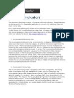 Technical Indicators - Explained