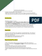 Brief LabReport1 Structure 1 1