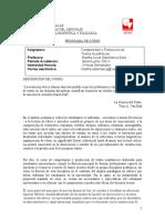 Programa de Comprensión y producción de textos 2021-I-Cambios-2021-I Actualizado