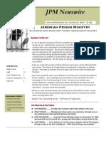 JPM February 2011 Newsletter