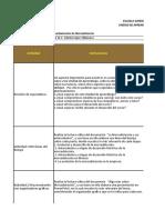 Agenda FUME  Noviembre PILARES 2020