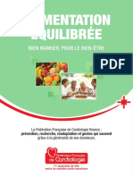 BROCHURE Alimentation