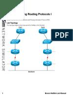 1-Troubleshooting Routing Protocols I