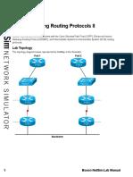 2-Troubleshooting Routing Protocols II