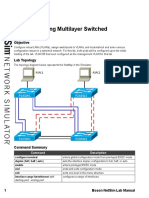 5-Troubleshooting Multilayer Switched Networks II
