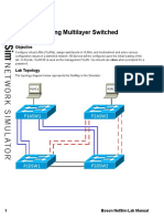 4-Troubleshooting Multilayer Switched Networks I