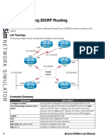 8-Troubleshooting EIGRP Routing