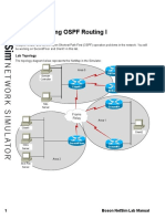 10-Troubleshooting OSPF Routing I