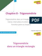 Trigonométrie révision