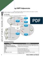 12-Troubleshooting OSPF Adjacencies