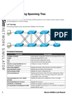 14-Troubleshooting Spanning Tree