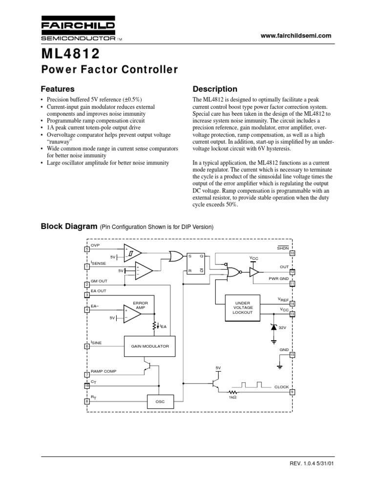Ml4812cp Amplifier Inductor 20w Bridge Using Tda7240a Schematic Design