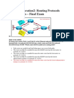 CCNA Exploration2 Final