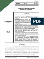 N-2301-ELABORAÇÃO DA DOCUMENTAÇÃO TÉCNICA DE SOLDAGEM