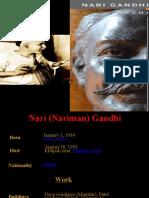 NARI GANDHI