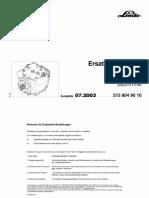 H.Pumpe BPV 100-01