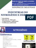 AULA_3_ INDUSTRIA DO NITROGENIO E DERIVADOS