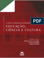 A COVID-19 EM MÚLTIPLAS PERSPECTIVAS_educação, ciência e cultura-vol. ii