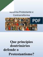Reforma e Contra Reforma
